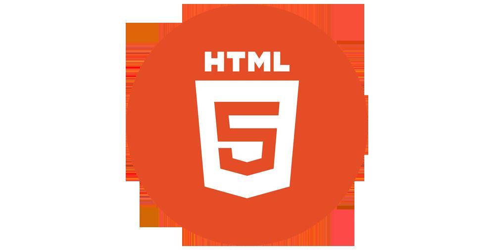 HTML5 logo.
