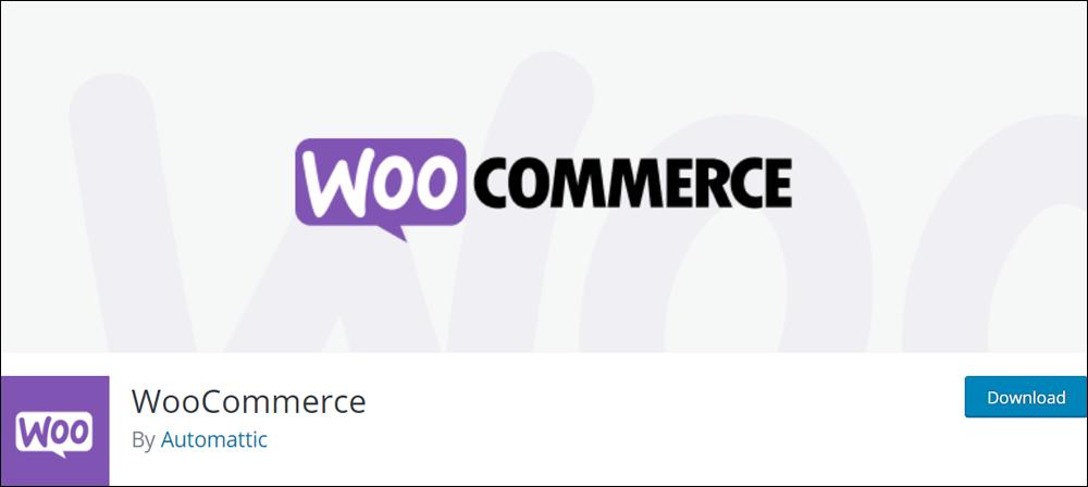 WooCommerce - eCommerce plugin for WordPress.