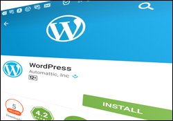 How To Use The WordPress Mobile App