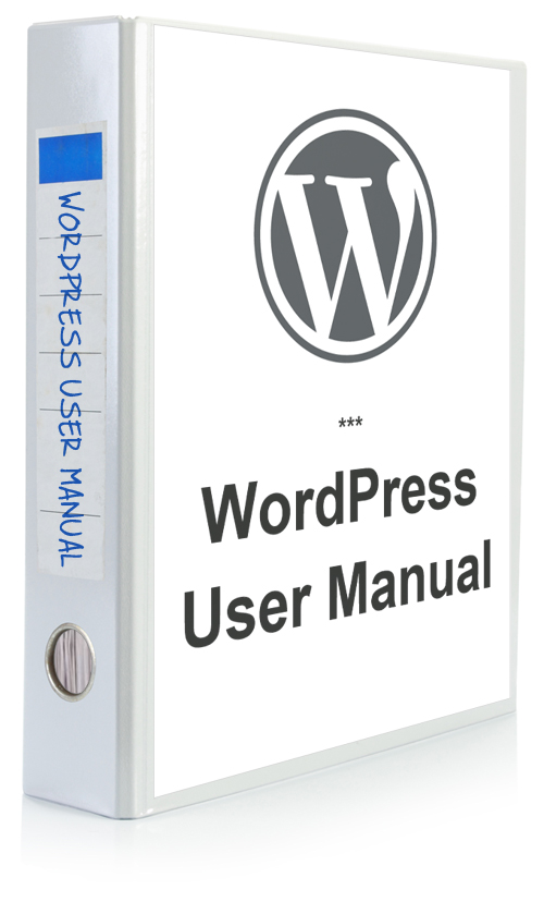 WordPress Instruction Manual - Editable Source Documentation