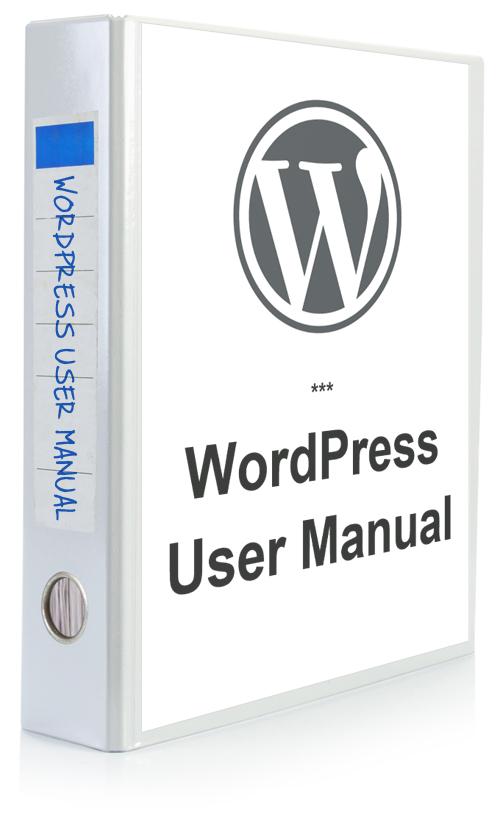 WordPress Instruction Manual - Editable Source Documentation